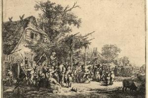 65/5427   Ostade, A. van (1610-1685).