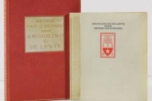 65/1549   [Stols, A.A.M.]. Schendel, A. van.