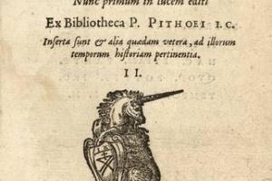 65/3049   [Marnix van St. Aldegonde, Ph. van]. Pithou, P. (ed.).